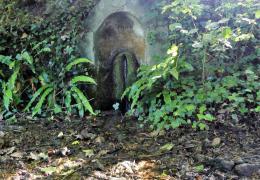 L'eau nourricière de la fontaine Nourry