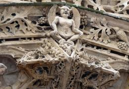 """Version templière du """"Baphomet"""" de la métamorphose de l'être"""